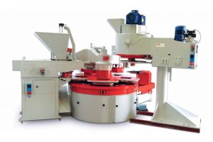 automatic rotary Press with 5 Station - OPA540